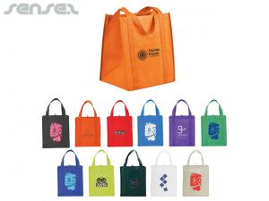Big Grocery Non-Woven Tote Bags