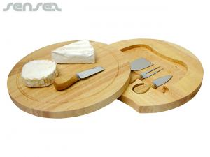 Swiss Swivel Cheese Boards