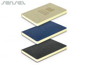 Pierre Cardin Soft Suede Notebooks