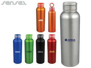 Lenny Aluminium Drink Bottles (600ml)