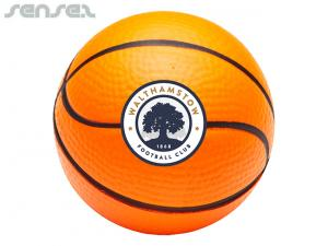 LeBron Stress Basketballs