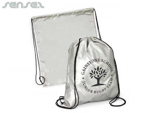 Silver Galaxy Backpacks