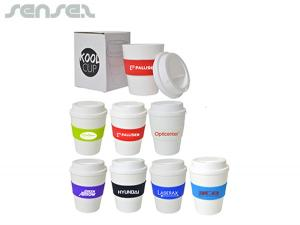 Alaskan Reusable Coffee Cups 355ml 12oz