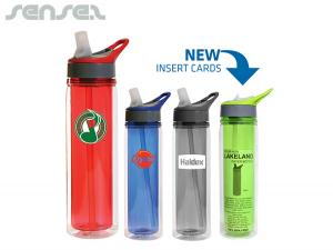 Chill Tritan Insulated Water Bottles 600ml