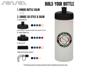 Mot BPA Free Water Bottles 500ml