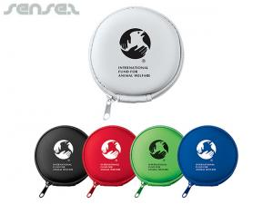Round Eva Travel Cases