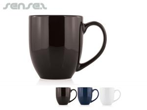 Classic Ceramic Mugs 400ml