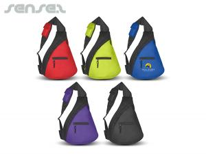 On The Go Sling Backpacks