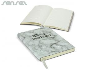 De Vinci Marbled Notebooks A5