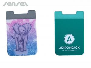 Full Colour Printed RFID Lycra Phone Wallets
