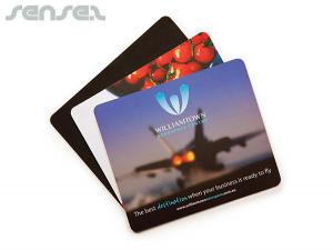 Standard Mouse Mats - 3mm Rubber