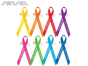 Charity Bow Ribbons