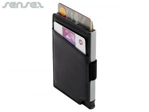 Leather RFID Card Protector Wallets