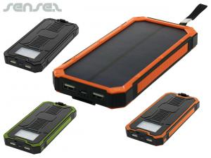 Isolate Solar Power Banks 6000 mAh