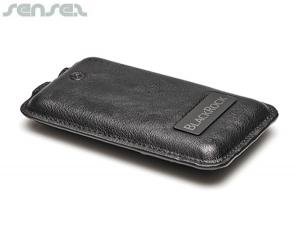 Executive PU-Leder-Powerbanks 8000 mAh