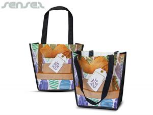 Spirit Full Colour Eco Non Woven Tote Bags