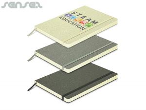 Elexus Textured Woven Notebooks (A5)