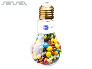 M&M Filled Light Globes (100g)