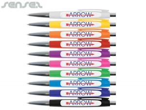 Push Button Ballpoint Pens