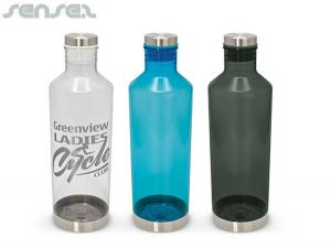 Large Translucent Water Bottles (900ml)
