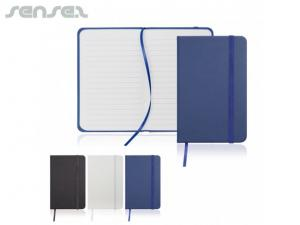 Endeavour Soft Faux Leather Notebooks A6