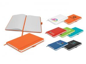Clarity PU Cover Notebooks (A5)