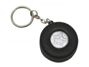 Wheel Tyre Stress Keyrings