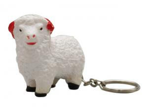 Ram Sheep Stress Keyrings
