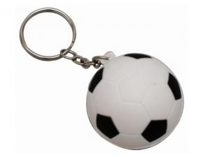 Soccer Ball Stress Keyrings
