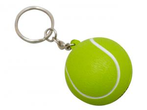 Tennis Ball Stress Keyrings