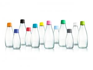 Nordic Borosilicate Glass Bottles (500ml)