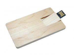 Eco Wood USB Cards (4GB)