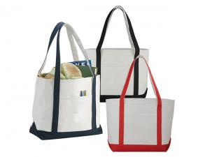 Denver Deluxe Cotton Tote Bags (10oz)
