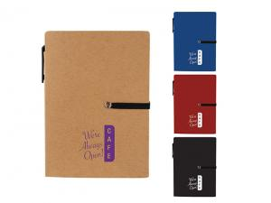 Organiser Notebooks With Pen
