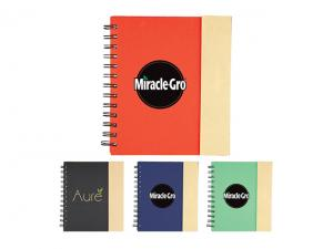 Mae Recycled Organiser Notebooks