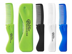 Jet Travel Folding Combs
