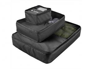 Travel Packing Organiser Cubes (x3)