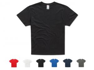 Mens Full Colour Organic T Shirts