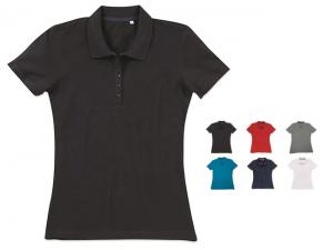 Kathrine Ladies Cotton Polo Shirts