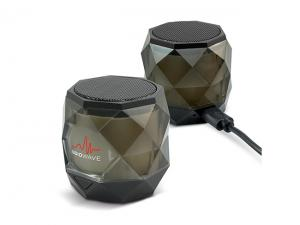 Crystal Bluetooth Speakers