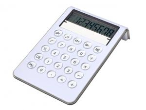 White Desk Calculators