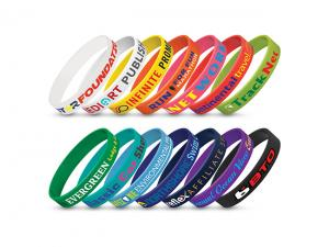 Everlast Silicon Event Wrist Bands