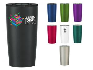 Everest Stainless Double Wall Tumblers (600ml)
