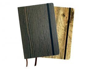 Eco Wooden Paper Notebooks (A5)