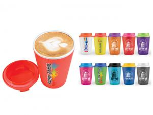 Max Double Walled BPA Free Cups (350ml)