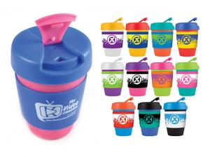Rocco BPA Free Reusable Coffee Cups (320ml)