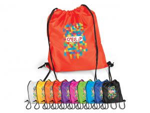 Tuk Pouch Drawstring Backpacks
