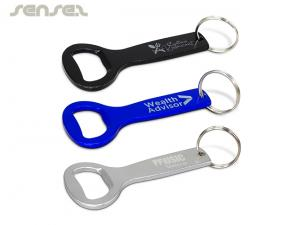 Axle Bottle Opener Key Rings
