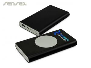 Zen Qi Wireless Charging Power Banks (4000mAh)