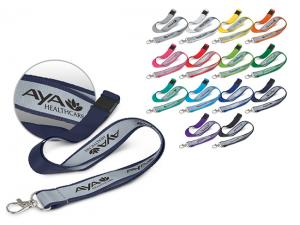 Safety Reflective Lanyards